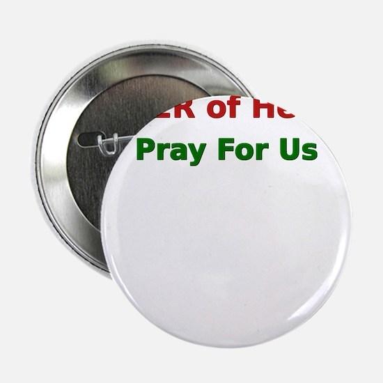 "St. Nickolas Decker of heretics 2.25"" Button"