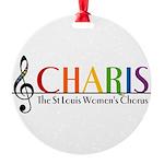 CHARIS Round Ornament