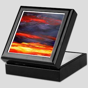 Sunrise Sunset Keepsake Box