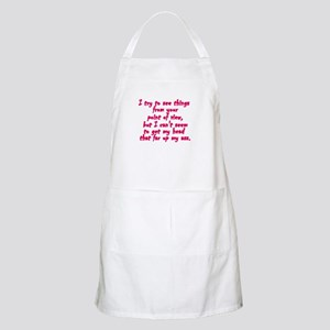 Point of View BBQ Apron