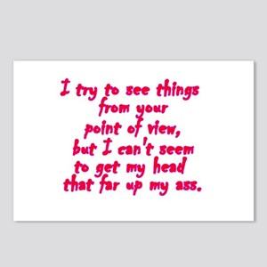 Point of View Postcards (Package of 8)