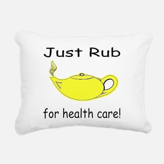 Rub01.png Rectangular Canvas Pillow