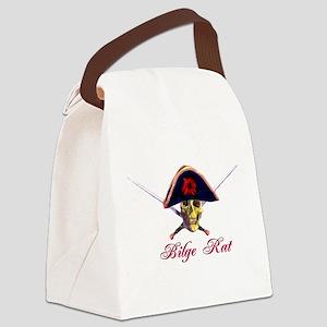 bilge rat01 Canvas Lunch Bag