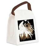 Pony Love.jpg Canvas Lunch Bag