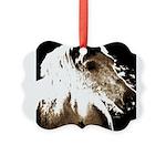 Pony Love Picture Ornament