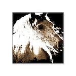 Pony Love Square Sticker 3