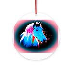 Pony Love Ornament (Round)
