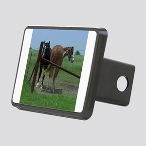 March Rectangular Hitch Cover