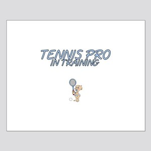 Tennis Pro Small Poster