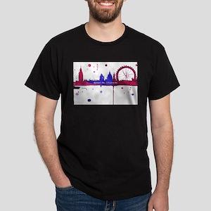 London Melting Dark T-Shirt