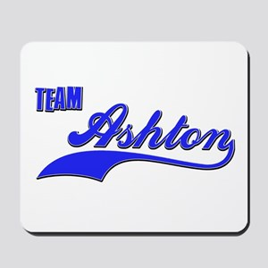 Team Ashton Mousepad
