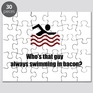 Swimming In Bacon Puzzle