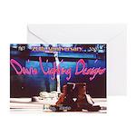 Davis Lighting Designs 20th Anniversary Cards