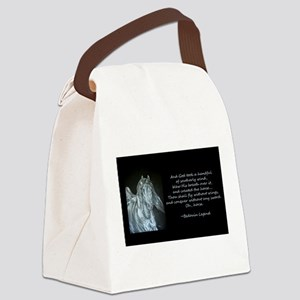 Legend of the Horse Canvas Lunch Bag