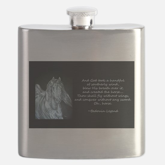 Legend of the Horse Flask