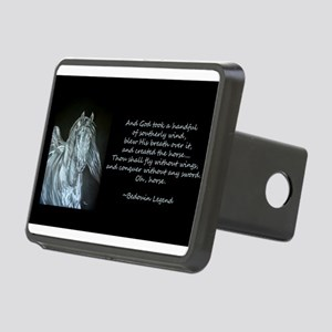 Legend of the Horse Rectangular Hitch Cover