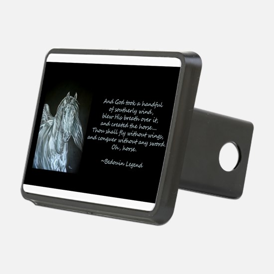 Legend of the Horse Hitch Cover