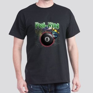 pool king Dark T-Shirt