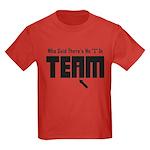 I In Team Kids Dark T-Shirt