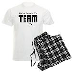 I In Team Men's Light Pajamas
