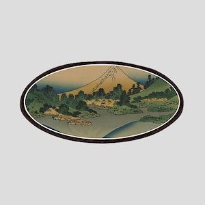 Koshu misaka suimen - Hokusai Katsushika - 1890 Pa