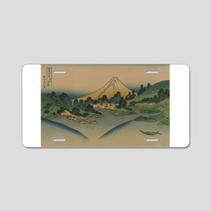Koshu misaka suimen - Hokusai Katsushika - 1890 Al