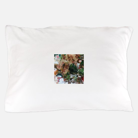 Happy Holidays To Everyone Everywhere Pillow Case