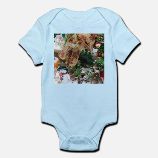 Happy Holidays To Everyone Everywhere Infant Bodys
