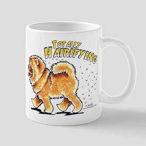 Chow Chow Hairifying Mug