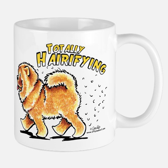 Chow Chow Hairifying Mug