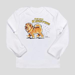 Chow Chow Hairifying Long Sleeve Infant T-Shirt