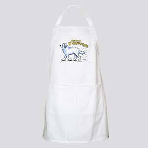 Great Pyrenees Hairifying Apron