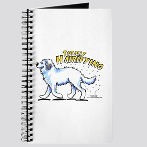 Great Pyrenees Hairifying Journal