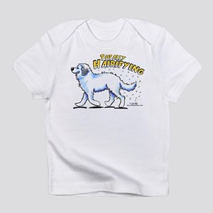 Great Pyrenees Hairifying Infant T-Shirt