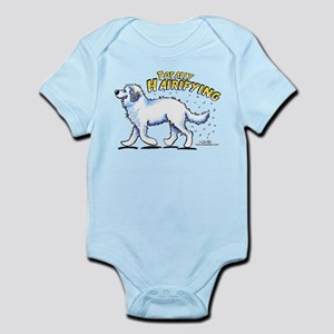 Great Pyrenees Hairifying Infant Bodysuit
