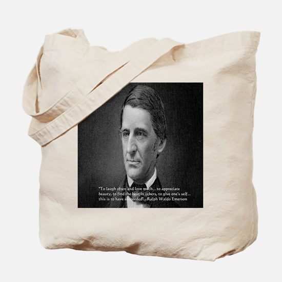 Ralph Waldo Emerson Wisdom/Success Quote Gifts Tot
