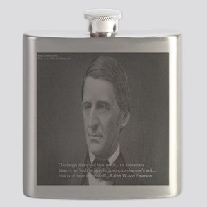 Ralph Waldo Emerson Wisdom/Success Quote Gifts Fla