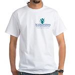 Scleroderma Foundation Logo Tee (white)