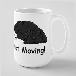 Newfie Carpet Large Mug