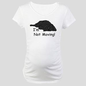 Newfie Carpet Maternity T-Shirt