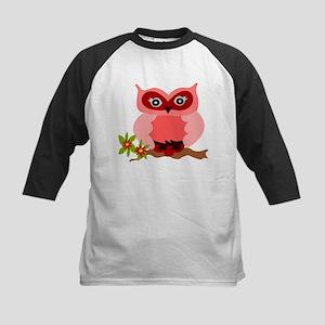 Owl Kids Baseball Jersey