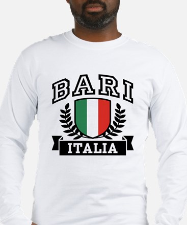 Bari Italia Long Sleeve T-Shirt