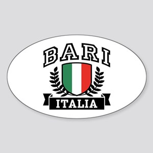 Bari Italia Sticker (Oval)
