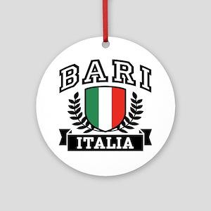 Bari Italia Ornament (Round)