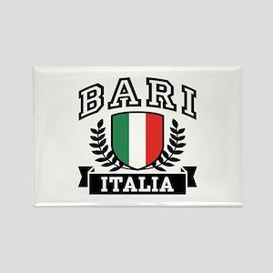 Bari Italia Rectangle Magnet