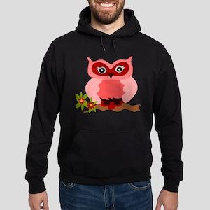 Owl Hoodie (dark)