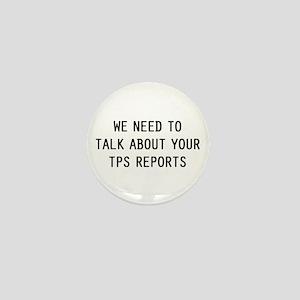 We TPS Mini Button