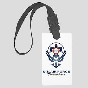 USAF Thunderbird Large Luggage Tag