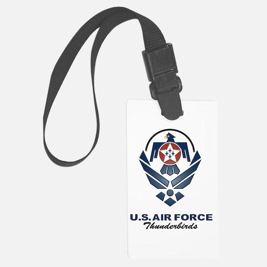 USAF Thunderbird Luggage Tag