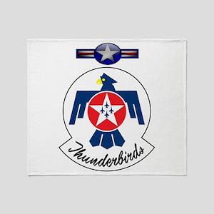 THUNDERBIRDS! Throw Blanket